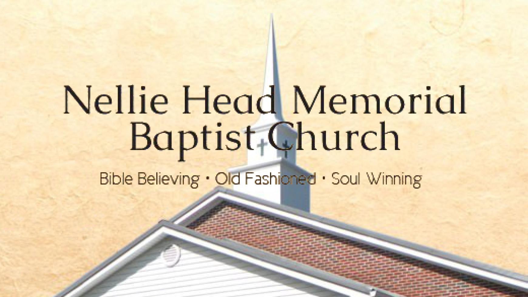 2017 November Meeting – Nellie Head Memorial Baptist Church in Tunnel Hill, GA