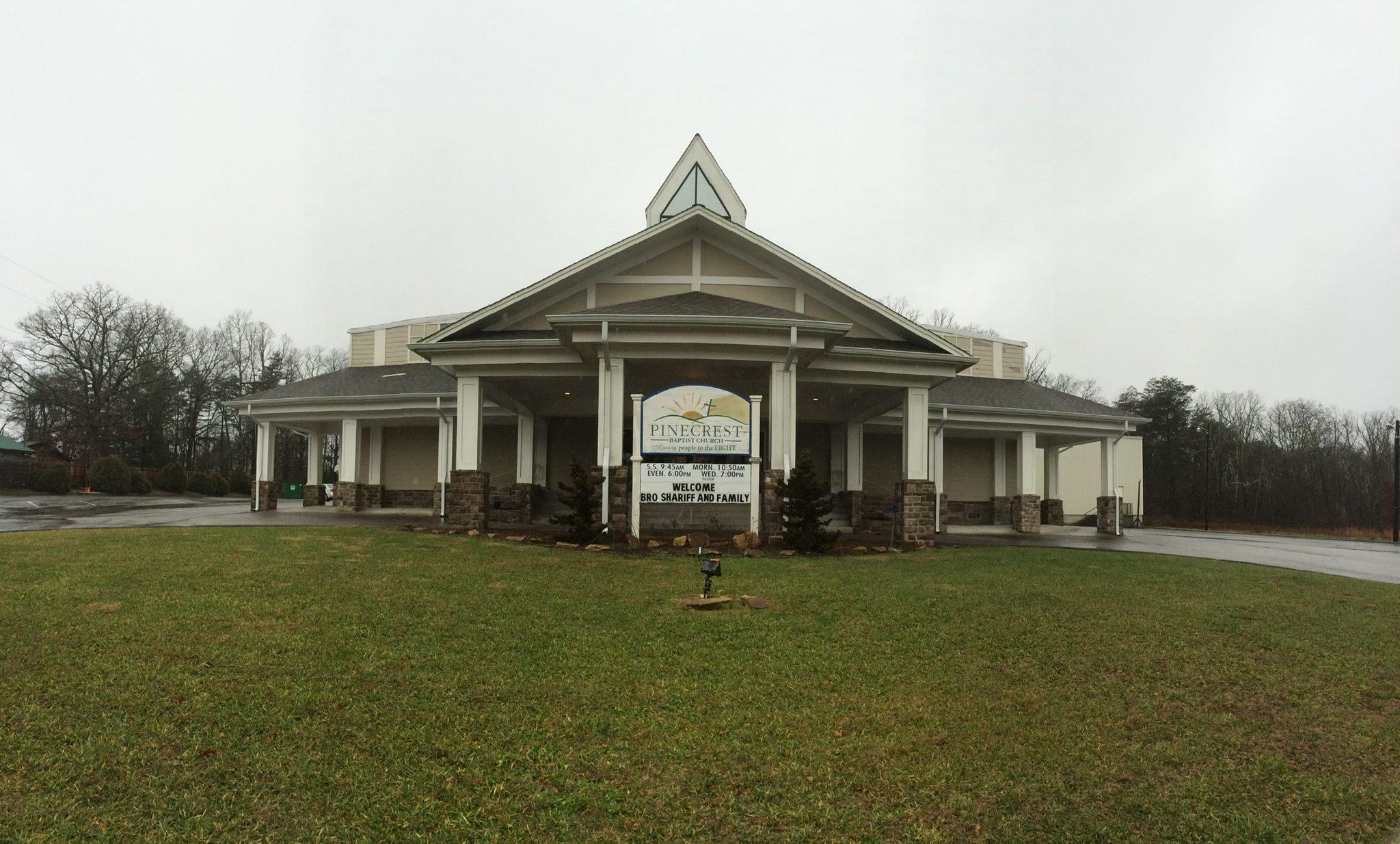 Area Church Request: Operation Saturation – Pinecrest Baptist Church – Signal Mtn. TN