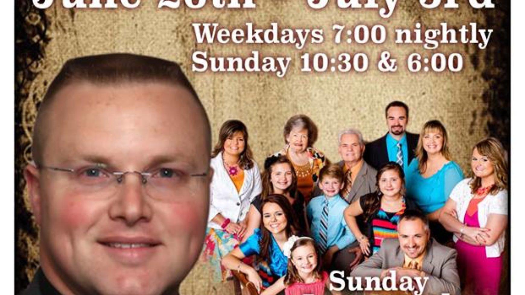 Area Meeting: Revival – Nellie Head Memorial Baptist Church – Tunnel Hill, Ga