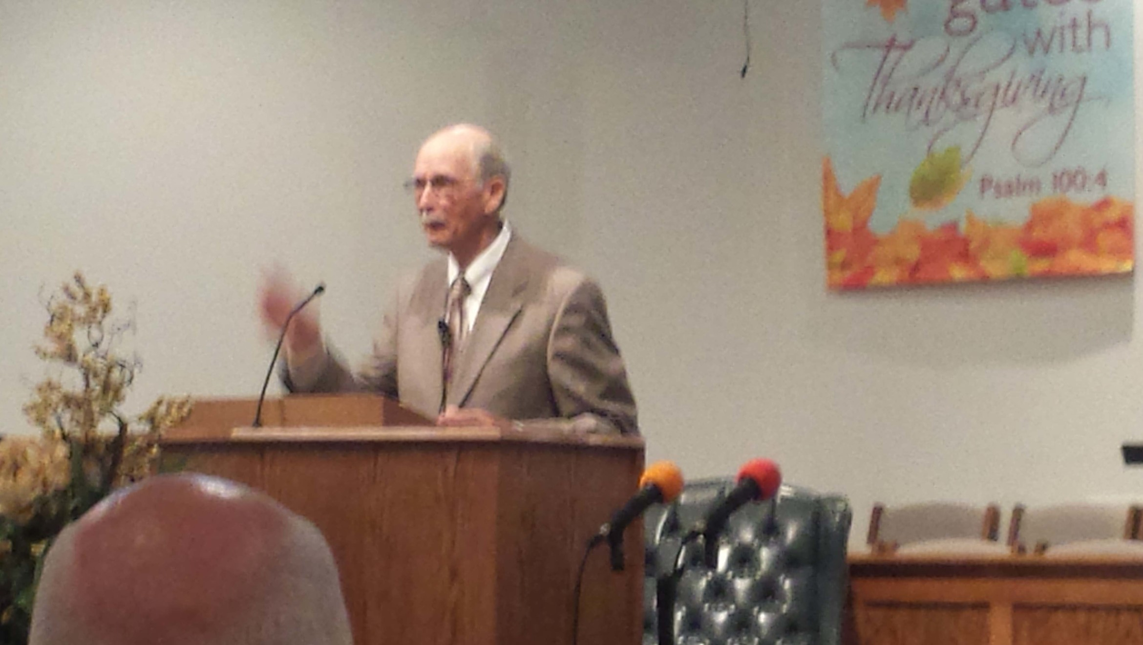 Bro. AC Durham – Desire For Christ's Coming, The