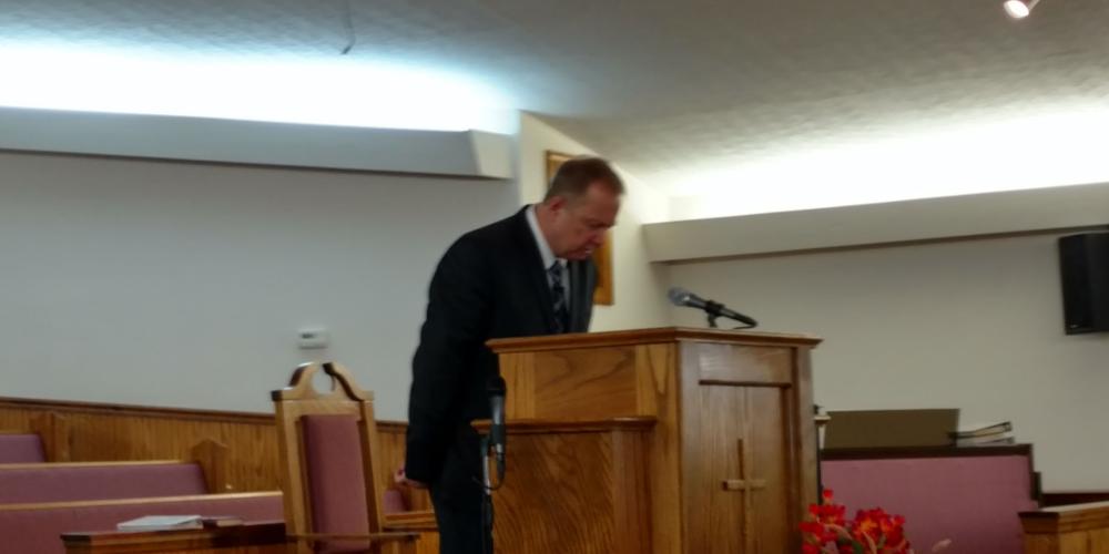 Pastor Rick Edwards – Getting Back To Bethel
