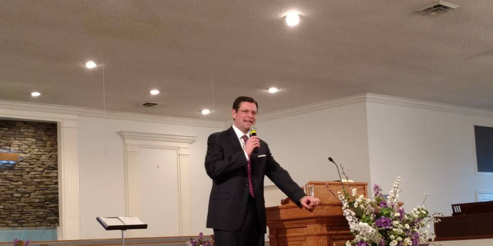 Evangelist Scott Pauley – When Contending With The Devil
