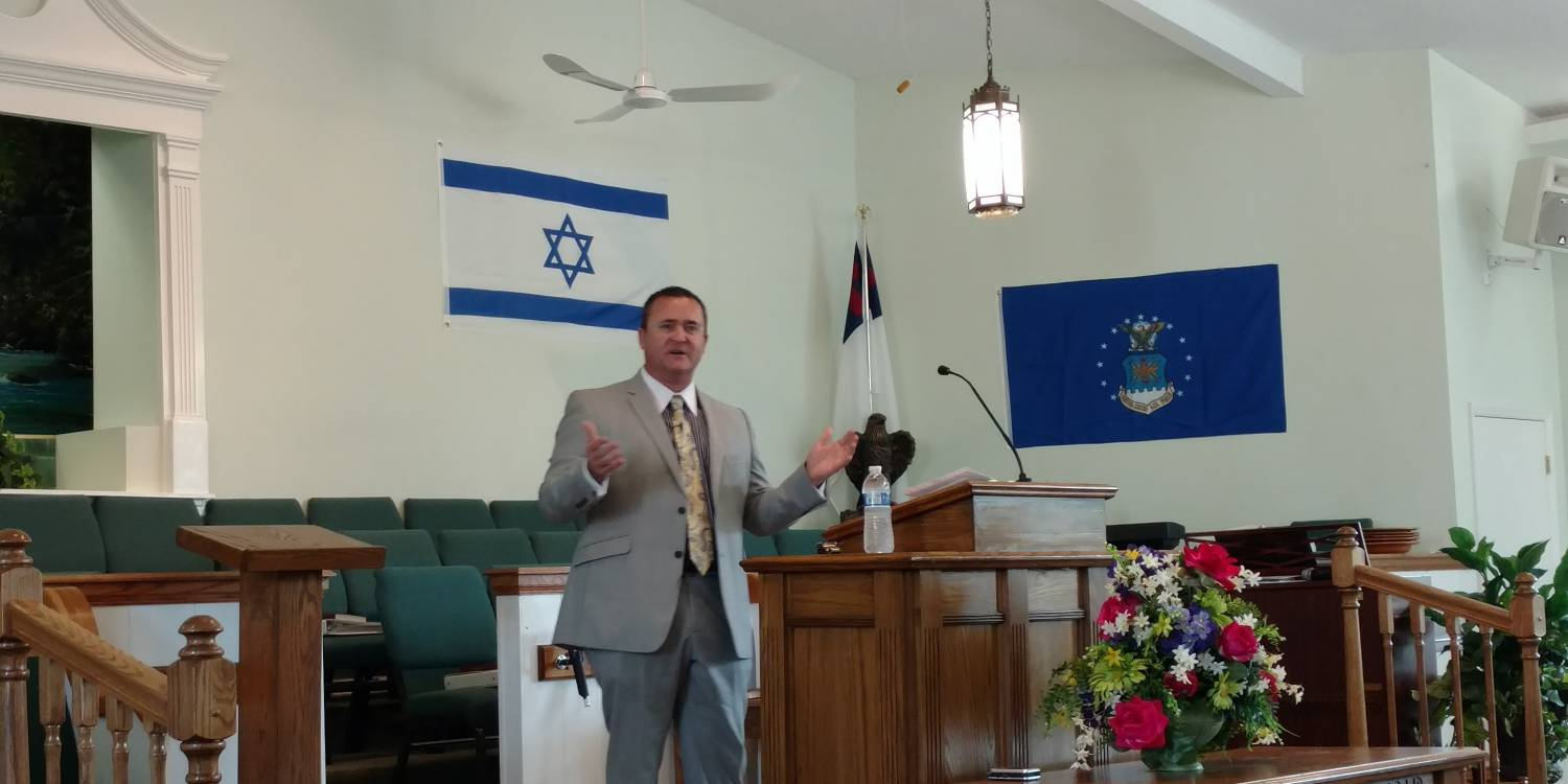 Pastor Brian Haney – The Need For Revival