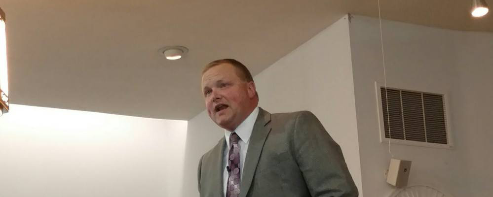 Dr. Ricky Gravley – The Second Coming Of Jesus Christ