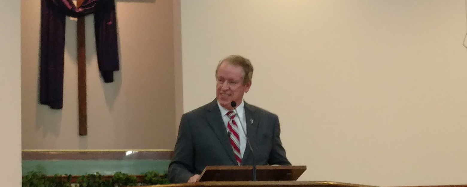 Bro. James Dunn – The Charge, The Commission And The Challenge Of The Pastor