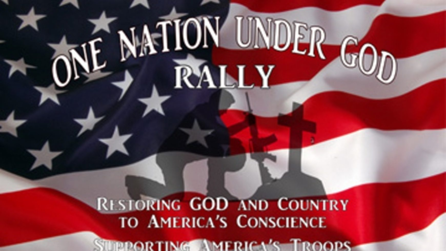 Area Meeting: Pastor's Luncheon – United for God and Country Foundation